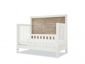 4-in-1 Toddler Bed