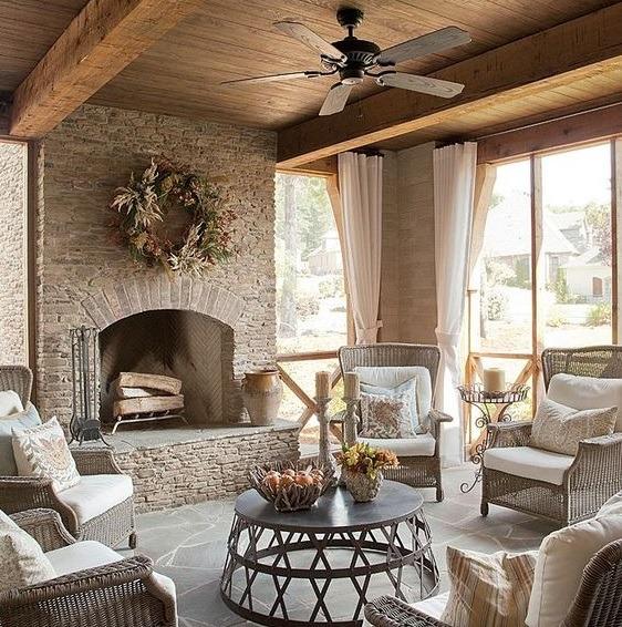 Choosing Upholstery For 3 Seasons Room