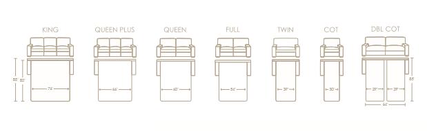 Comfort Sleeper Diagram Dwell Home Furnishings and Interior Design